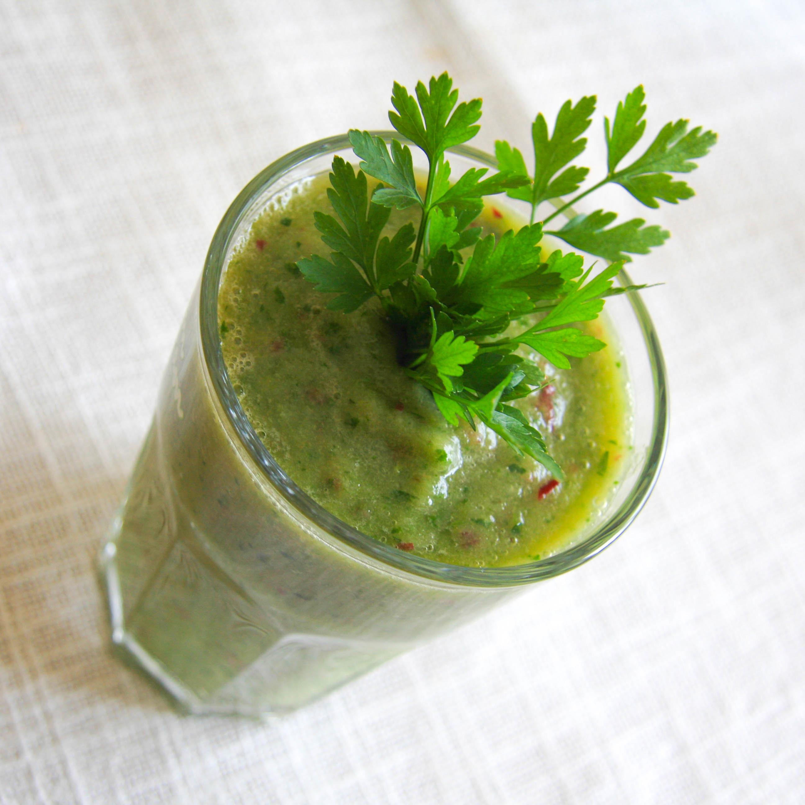 koktajl zielony kw