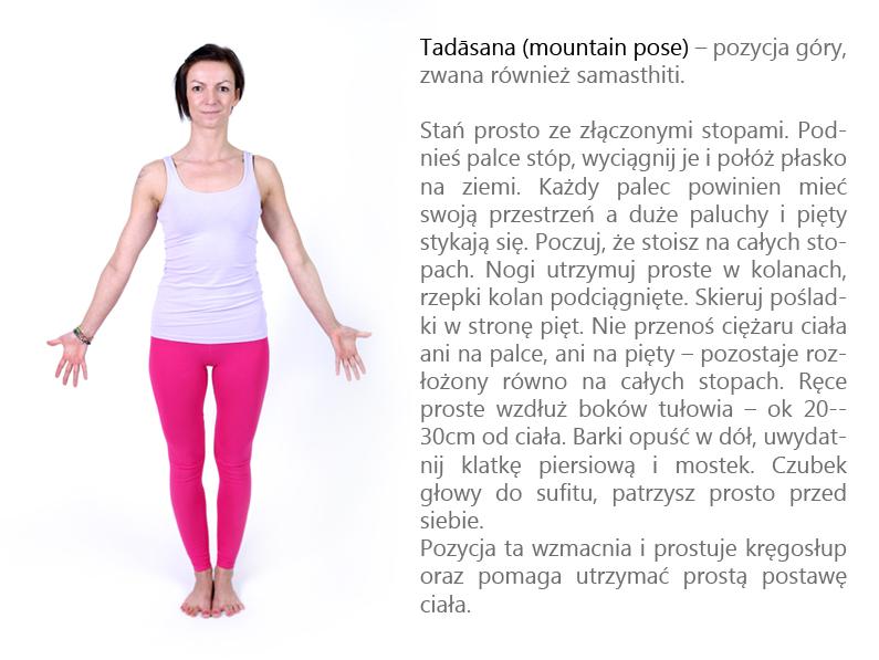 3. Tadasana
