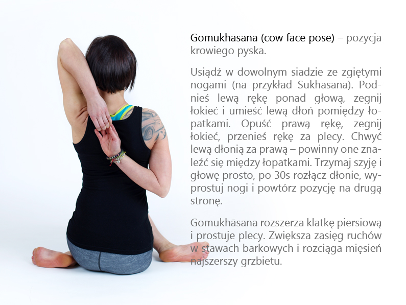 12. Gomukhasana