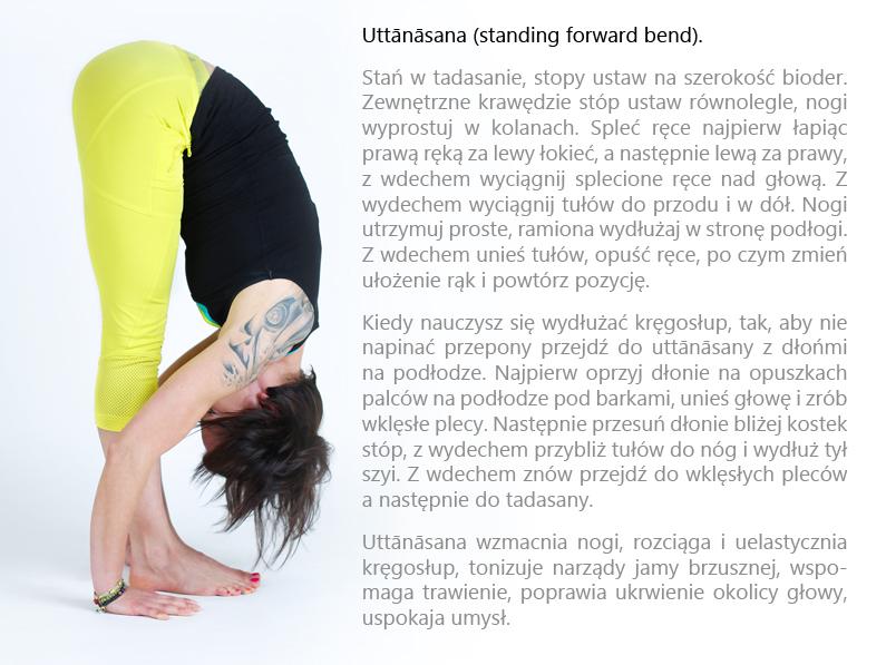 2. Uttanasana